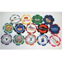 Quality 2012 Freeroll Clay Poker Chip for sale