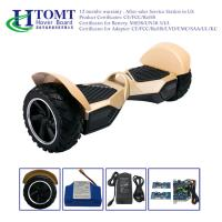 China Hand Free Off Road Hoverboard Smart Hoverboard Lamborghini Design Hoverboards With Samsung Battery wholesale