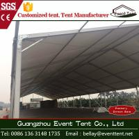 China Fire retardant large industrial A Frame Tent for storage / Durable outdoor event tent wholesale