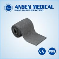 China Medical orthopedic surgery polyester color fiberglass material Casting Tape Bandage wholesale