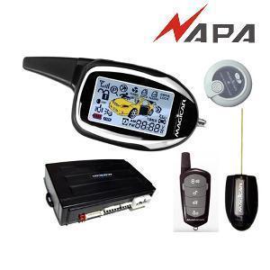 China 2 Way Car Alarm System (Ma100A) on sale