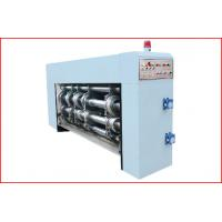 China Electrical Rotary Slotting Unit, Electrical Adjustment, Inline with Flexo Printer wholesale