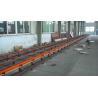 China Horizontal Polyurethane Foam Molding Long Foam Carrier , Crane Width 1000-2300mm wholesale