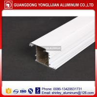 Foshan manufacturing powder coted aluminum extrusion profile for window and door