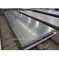 Buy cheap NO.1 Finish Duplex HR Stainless Steel Plate 1500 ×6000  UNS S32205 / S31803 from wholesalers