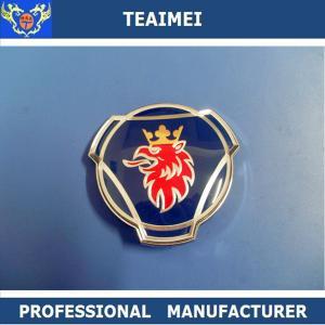 China Personalized SAAB Logo Custom Auto Emblem For Car Decoration wholesale