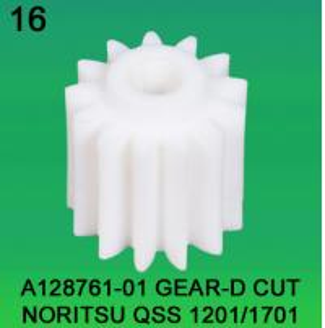 China A128761-00 GEAR D-CUT FOR NORITSU qss1201/1701 minilab wholesale