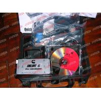 China Cummins Inline 6 Data Link Adaptor For Excavator Scanner With Ce Approval wholesale