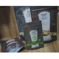 Custom printed plastic eco friendly stand up pouches for energy powder