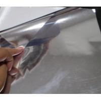hot sale Silver Chrome Vinyl Wrap