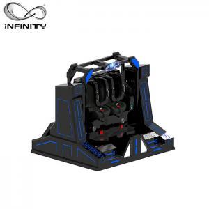 China Exciting Amusement Park  VR Motion Simulator 9D Cinema Super Pendulum Virtual Reality Game wholesale
