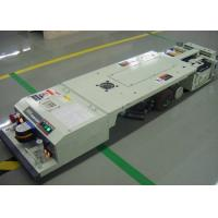 China Heavy Load Automated Guided Vehicles , Smart Warehouse Agv Car Dual Wheel wholesale