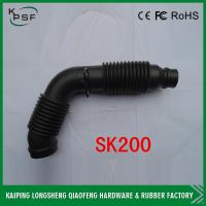Buy cheap Durable Excavator Hose Komatsu / Kobelco / Sumitomo spare parts from wholesalers