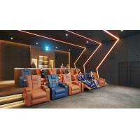 China Home Cinema System Experience With Speaker , Projector And Screen System wholesale