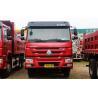 Buy cheap Sinotruk Howo 8x4 Dump truck ZZ3317N4267D1 from wholesalers