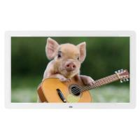 China Digital Photo Frame Lcd Media Player , 2GB DDR3 ROM WiFi LCD Video Player wholesale