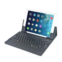 China bluetooth keyboard leather case for ipad air on sale