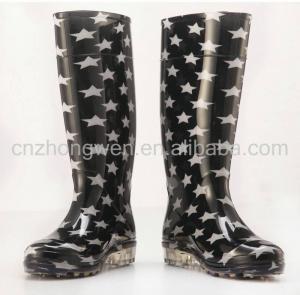 China 2011 women cute rain boots on sale