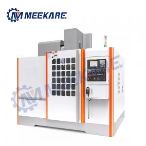 China MEEKARE V6 Liner Rail Vertical CNC Machining Center BT40 Fanuc system Jiangsu wholesale