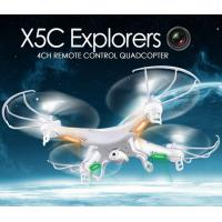 X5C 2.4GHz 4CH 6-Axis GYRO RC Quadcopter Drone Toy 2MP Fly Camera Recorder 360° Eversion