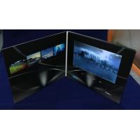 Advertising promotion digital LCD Video Brochure with Magnetic switch