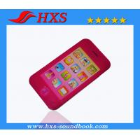 China China Wholesale Kids Mucical Toy Push Button Toy  Musical Mobile Phone wholesale