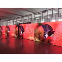 China PWM Driving IC Advertising Led Display Screen , P4.81 Outdoor Led Billboard wholesale