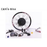 Buy cheap High Efficiency Electric Bicycle Components , Electric Road Bike Conversion Kit from wholesalers