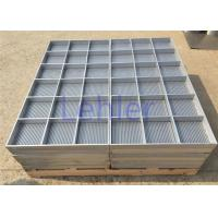 China Saltworks Catalyst Support Grid With Smooth Filtration Surface For Salt Preparation wholesale