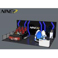 Quality Multiplayer Shooting Vr Space Standing Platform Vr Zone 9D Virtual Reality Vr for sale