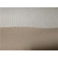 China polyester stripe suede fabric wholesale