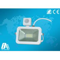 China Ultrathin Slim New Led Flood Light 10w With Induction 6000-6500K CE ROHS wholesale