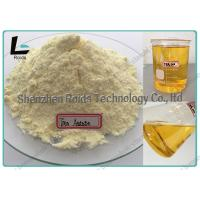 China Trenbolone Acetate Tren Anabolic Steroid CAS 10161-34-9 Weight Loss Powder For Men wholesale