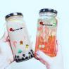 China 25oz Glass Jar for Milk Tea Ice Cream wholesale
