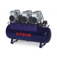 China Factory silent dental air compressor oil free 2550W air compressor with good price wholesale