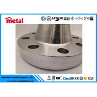 China Stainless Steel RF Alloy Steel Flanges Welding Neck A182 321H Forged Fatigue Resistance wholesale