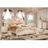 China Oak Veneer Bedroom Sets Italian Furniture Manufacture King Bedroom Set 9005 wholesale