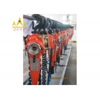 China Customized Color Lifting Tools , Durable Lever Chain Block 0.75t - 6t Capacity on sale