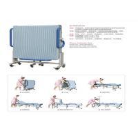 China Mobile Folding Manual Hospital Bed For Attendant Nursing People wholesale