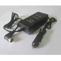 China DC-DC triple 19V 120W loptop charger with E1 standard wholesale