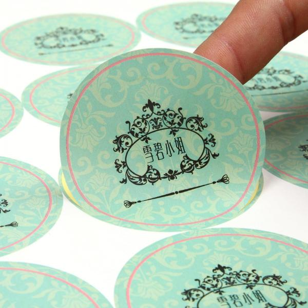 Quality Eco Friendly Waterproof Self Adhesive Printable Labels For Cosmetic Products for sale