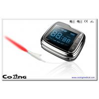 China Healing Light Medical Laser Wrist Watch / Laser Therapy For Heart Disease , Low Energy wholesale