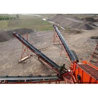 China Long Distance Mobile Conveyor Belt System For Materials Transpotation wholesale