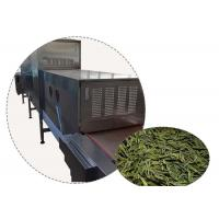 China 60KW Microwave Wood Drying Machine , Industrial Wood Dryers For Herb Leave wholesale
