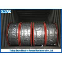 Buy cheap 24mm Anti-twisting Breaking Load 389kN 18 Strands Braided Steel Wire Rope Line from wholesalers