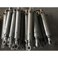 Buy cheap Professional Stainless Steel Double Acting Hydraulic Cylinder for Dump Trailer from wholesalers