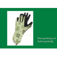 China Multi Color Womens Gardening Gloves wholesale