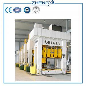 China Metal Stamping 1300 Ton Automatic Servo Hydraulic Press Customized Voltage wholesale
