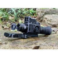 Buy cheap PIP Zoom 35 50mm Lens Thermal Imaging Scope For Coyote Hunting from wholesalers