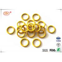 China Florocarbon Coloured FKM O Rings 70 For Automotive Fuel Handling Systems wholesale